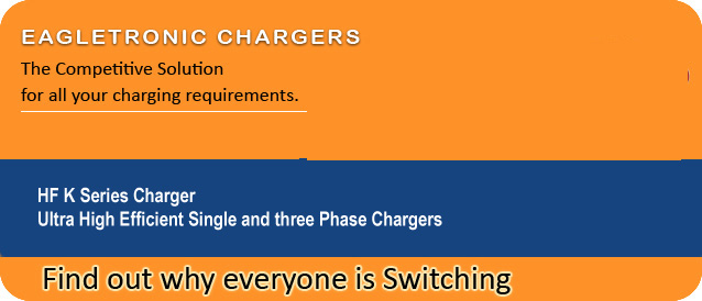 Eagletronic Chargers - The competitive solution for all your charging requirements